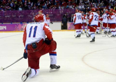 Почему сборная России по хоккею проиграла Олимпиаду в Сочи