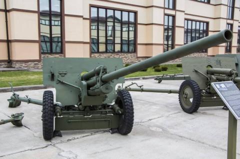 Рассказы об оружии. 57-мм пр…