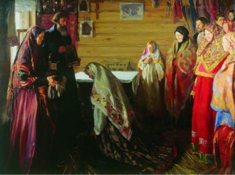 Как относились к безбрачию в прошлые времена