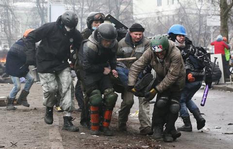"""Наемники из Грузии рассказали, кто стрелял по митингующим на """"майдане"""""""