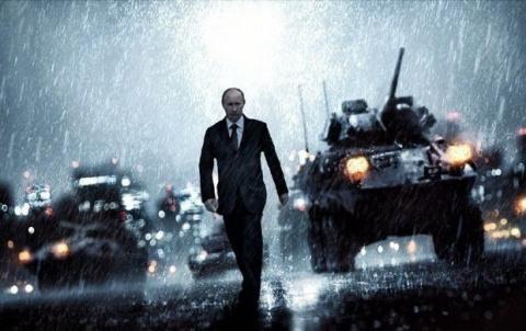 Украинцы и Путин - у кого ра…