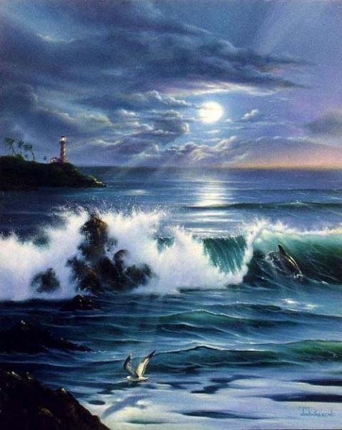 Moonlit Romance
