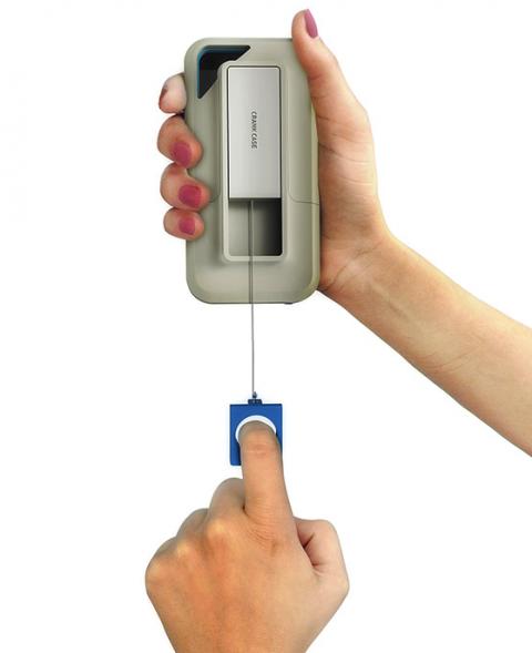 Энергия для смартфона в наших руках