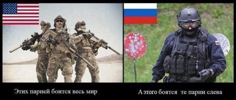 Почему США проиграют войну с Россией
