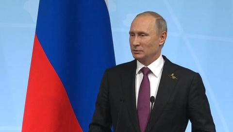 Пресс-конференция Владимира …