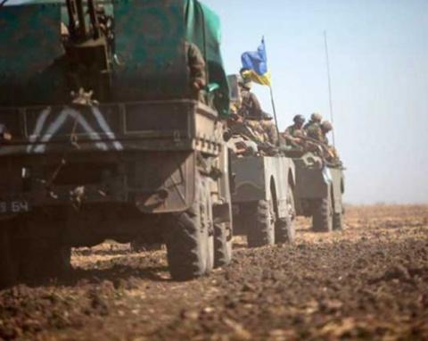 США помогают Киеву готовить …