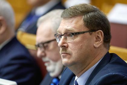 Косачев объяснил сокращение …
