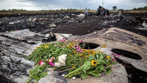 В ДНР приостановили предварительное следствие по крушению MH17