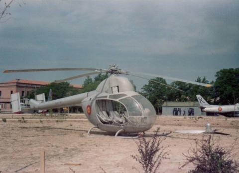 Вертолёты Aerotecnica AC-12 …