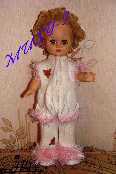 Комплект для обычной русской куклы