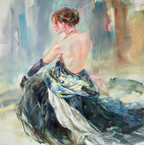 Современная художница Anna R…
