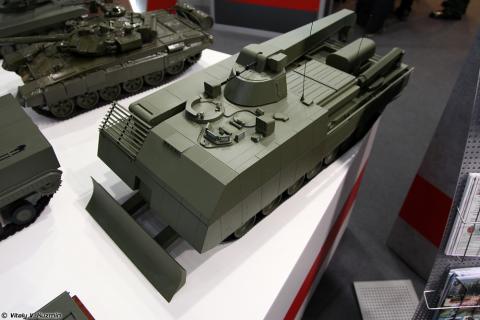 Супер-БРЭМ Т-16 получит защи…