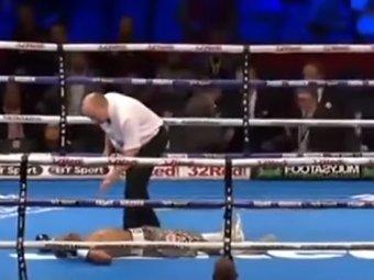 Боксер из ЮАР отправил в нок…