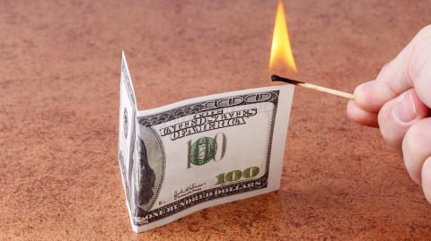 Дайджест: несгораемые деньги…