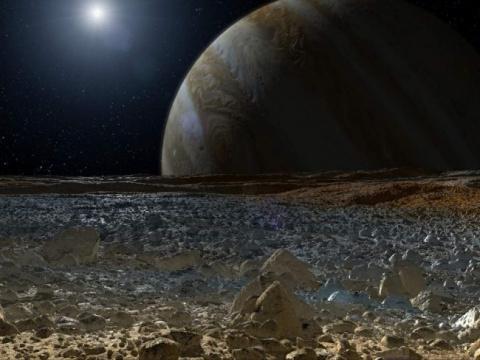Юпитер. Загадочный газовый гигант
