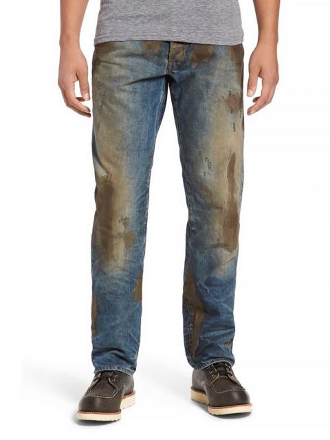 С рваными джинсами мы кое-ка…