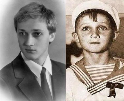 Известные люди в молодости: …