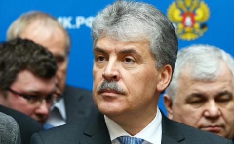 Почему Кремль боится Грудини…