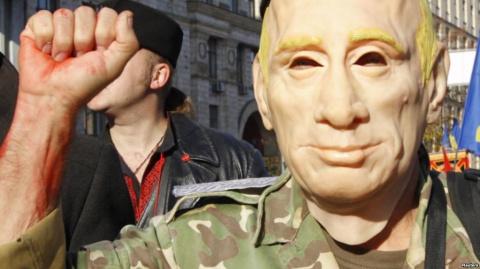 """""""Путин – это война"""""""