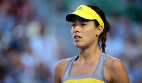 Самая красивая теннисистка б…