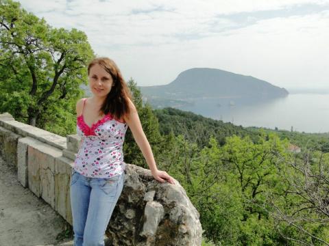 Натали Пархоменко