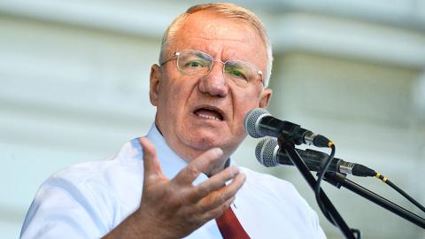 Воислав Шешель: «Крым и Сева…