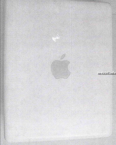 Ранний прототип Apple iPad