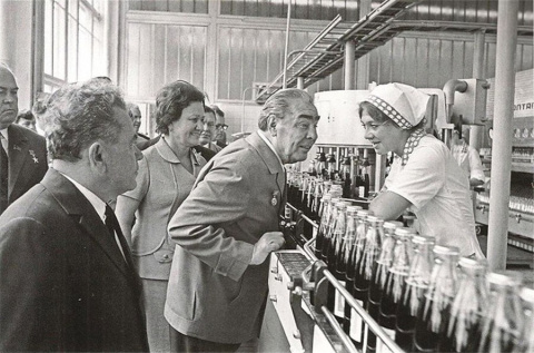 Реклама Пепси-Колы и Кока-Колы