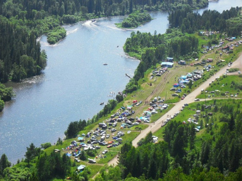 БАРДСПЛАВ  + Фестиваль Высоцкий и Сибирь + бард лагерь БАЙКАЛ