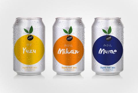 Сок из японских фруктов получит упаковку от дальневосточных дизайнеров