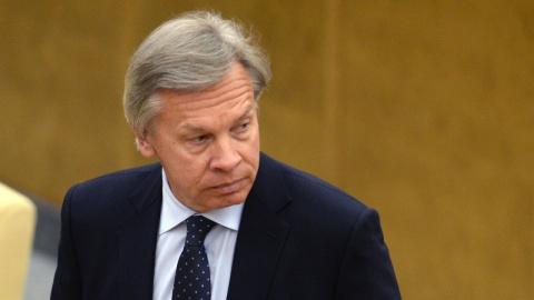 Финансовые трудности в ПАСЕ? Пусть платит Украина! — Пушков