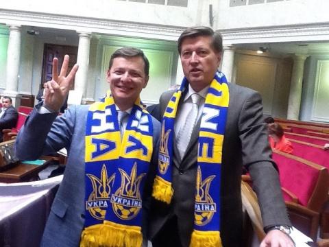 «Подвиг» украинца в московск…