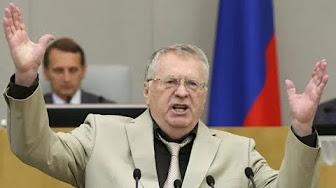 Позор!!! Жириновский слил Медведева..
