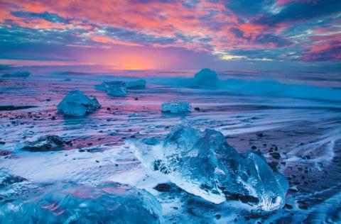Завораживающая Исландия, в к…