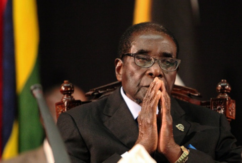 ВЗимбабве сместили-таки пре…