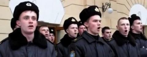 Украинские моряки жалеют, чт…