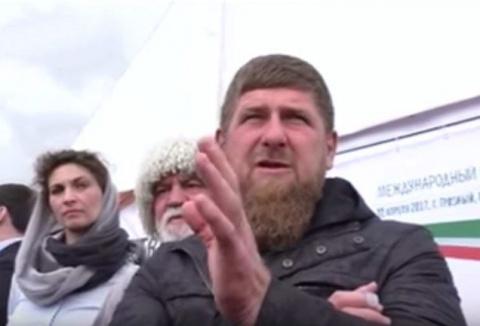 Кадыров призвал авторов «Нов…