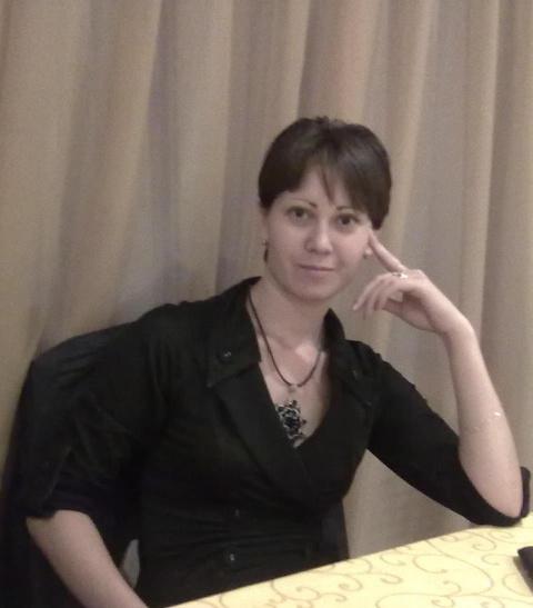 Екатерина Кривошеенко (Амеличева) (личноефото)