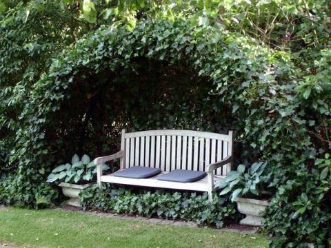 Уютный уголок для отдыха и романтики...