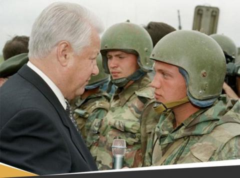 Хасавюртовские соглашения - позорная страница истории России