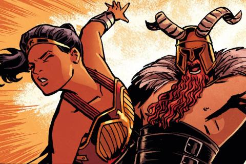 Комиксы: «Железо и Война» Чу…