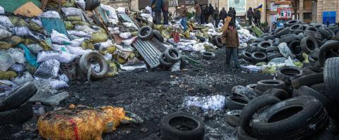 Голос из Киева: Мы напросили…