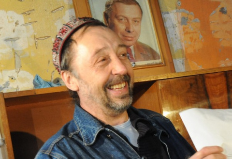 Николай Коляда в октябре отк…