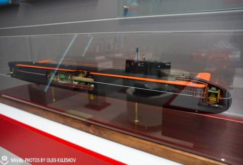 Проект подводной лодки-сейсм…