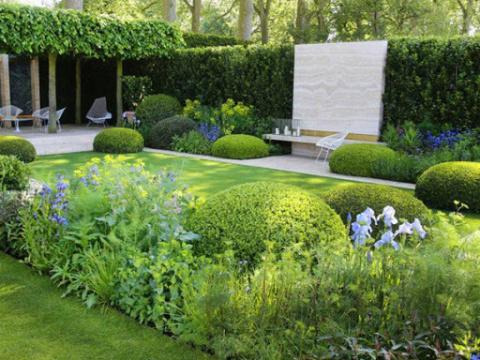 Секреты ландшафтного дизайна для вашего сада и двора