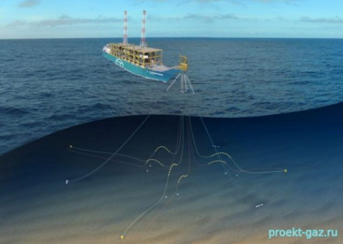 Универсальный малый FLNG изменит правила игры в секторе шельфовой газодобычи