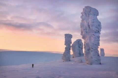 Седьмое чудо России — столбы Маньпупунёр