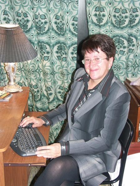 Валентина Жарова (кочерова)