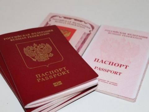 Украинец, сбежавший в Россию…