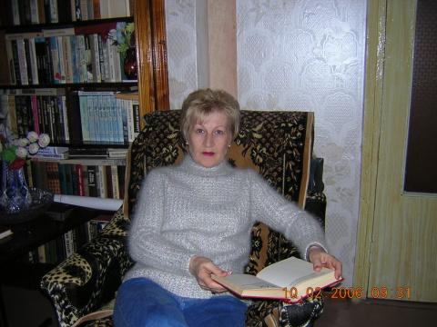 Татьяна Рыжова